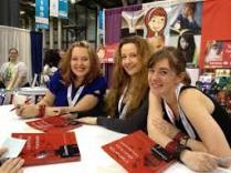Tessa Gratton, Maggie Stiefvater, and Brenna Yovanoff