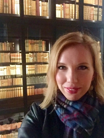 Book backdrop